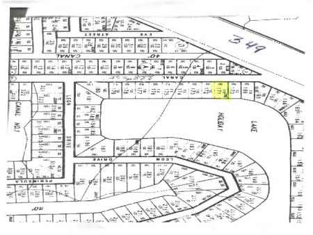 Marina lot 173 BANK OWNED--SOLD