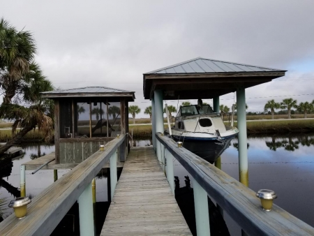Fling's boathouse lot Sold 9/9/19